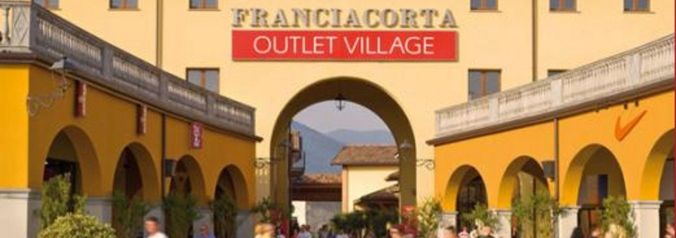 Franciacorta Outlet Village Brescia Lombardia Outlet Franciacorta ...