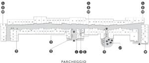 Mappa Fidenza Outlet Village