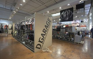 Dainese d garage outlet for D garage dainese corbeil horaires