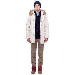 Abbigliamento Woolrich uomo - parka, maglia e pantaloni