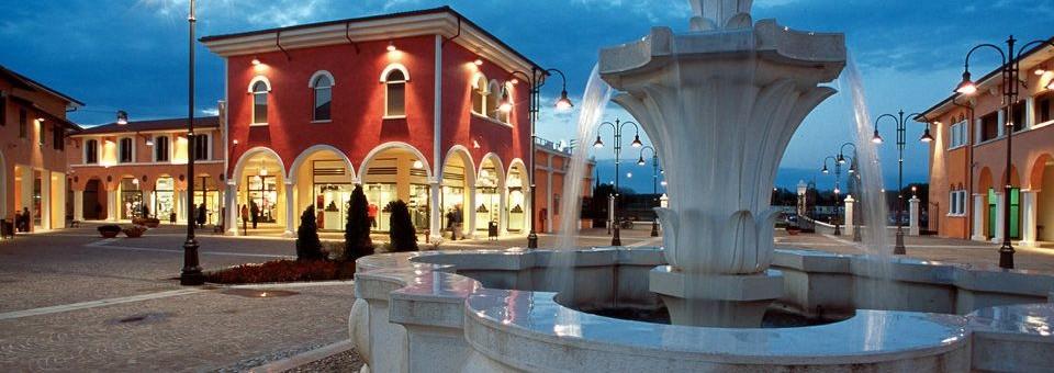Mantova Outlet Village Fashion District