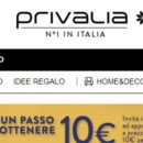 Privalia.com, Outlet online