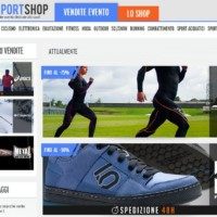 Private Sport Shop, Outlet online