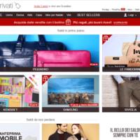 SaldiPrivati, outlet online